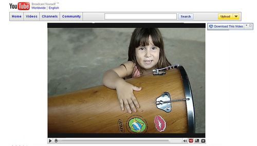 YouTube Player Nova Pop Star! Kids.